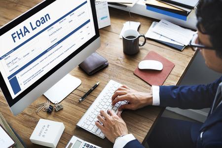 questionaire: FHA Loan Borrower Document Questionaire Concept