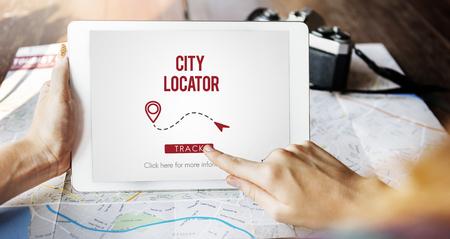 poblacion: Dirección Ciudad Localizador Metropolis Concept Población