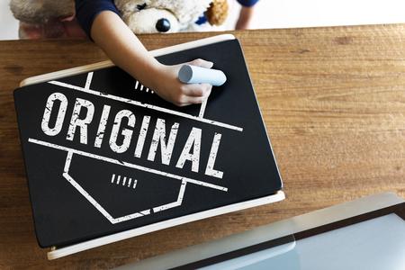 trademark: Original Brand Patent Product Trademark Graphic Concept