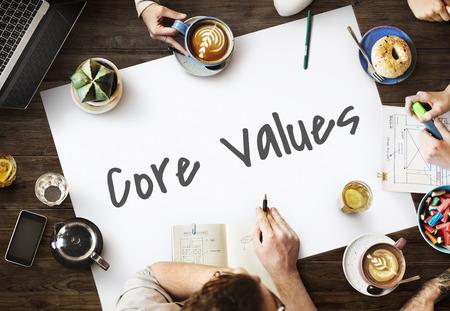 nucleo: Core Values Vision Mission Concept