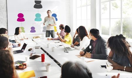 analyze: Analyze Chart Information Management Strategy Concept