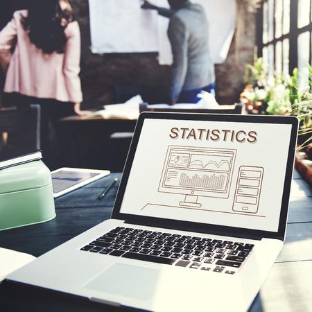 cuadro sinoptico: Estadísticas Progreso Resumen concepto Analytics