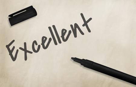 excellent: Excellent Best Top Quality Concept