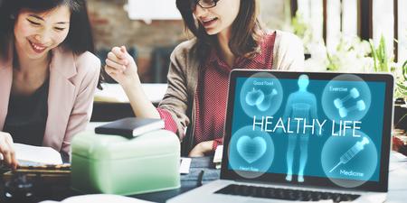 健康健康健康活力ヘルスケアの概念