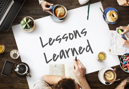 Leçon erreurs apprises Motivation Concept