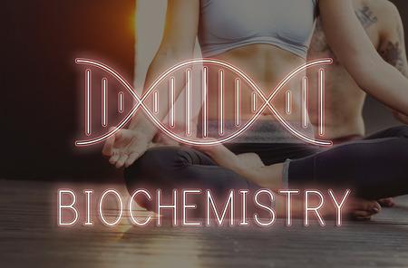 cromosoma: Cromosoma Genética ADN Concept