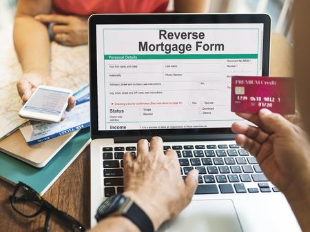 purchase order: Hipoteca Inversa Formulario Hoja de sueldo concepto de orden de compra