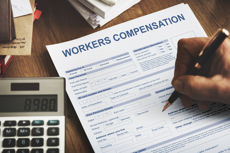 Workers Compensation Accident Injury Concept