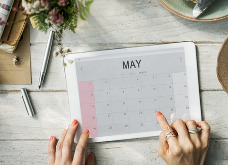 5 월 월간 달력 주간 날짜 개념