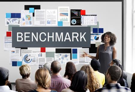 benchmark: Benchmark Development Improvement Efficiency Concept