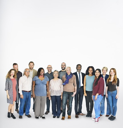 community group: Diverse Group of People Community Togetherness Concept