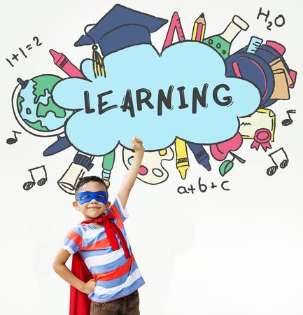 학습 교육 Academiccs Study Concept 스톡 콘텐츠