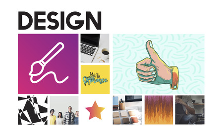 thumps up: Style Design Work Graphic Concept