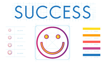 job satisfaction: Positive Thinking Happiness Lifestyle Concept