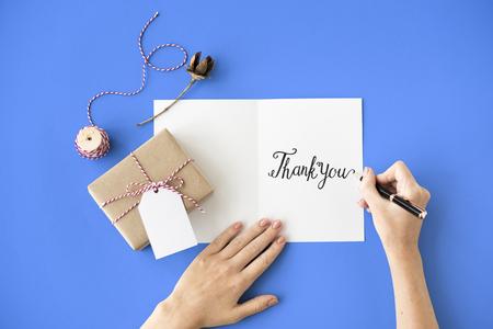 agradecimiento: Thank You Thanks Gratitude Gift Appreciate Concept