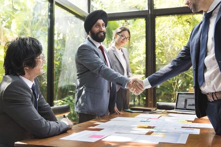 Business Corporate People Working Concept 版權商用圖片
