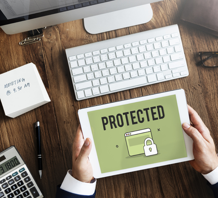 verification: Authorize Protected Verification Privacy Security Concept