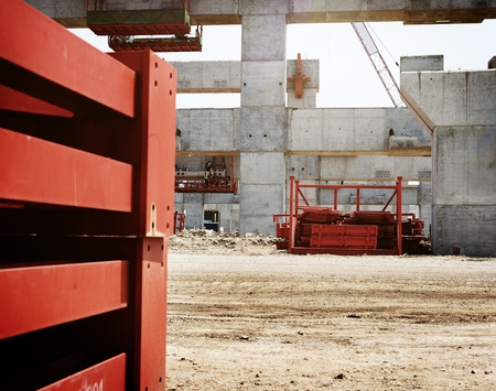 under control: Architect Building Construction Engineer Safety Concept