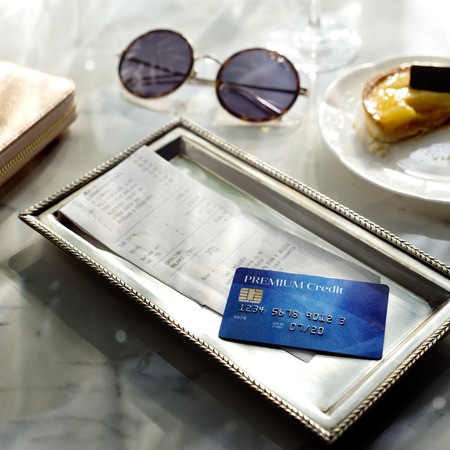 Banking Credit Card Money Concept Stock Photo