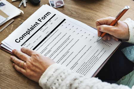 Notion de formulaire de plainte