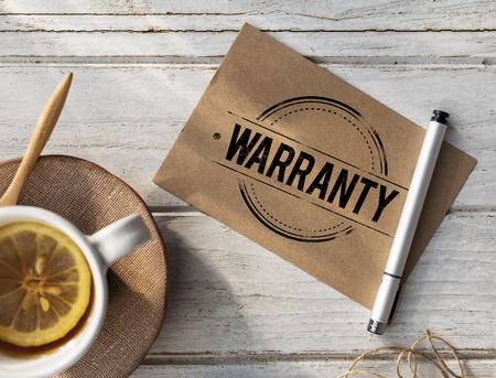 Warranty concept