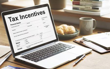 benefit: Tax Incentive Audit Benefit Cash Payment Income Concept