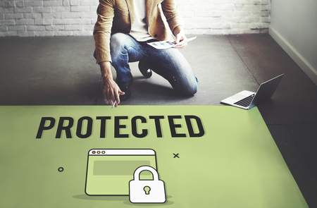 consent: Authorize Protected Verification Privacy Security Concept