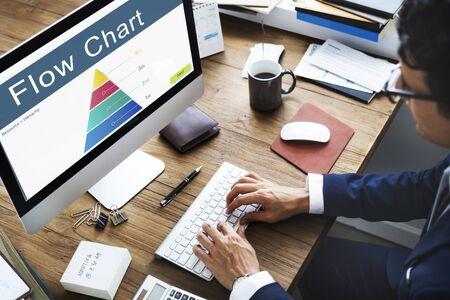 jerarquia: Organización Jerarquía Estructura Concepto Gráfico de Posición