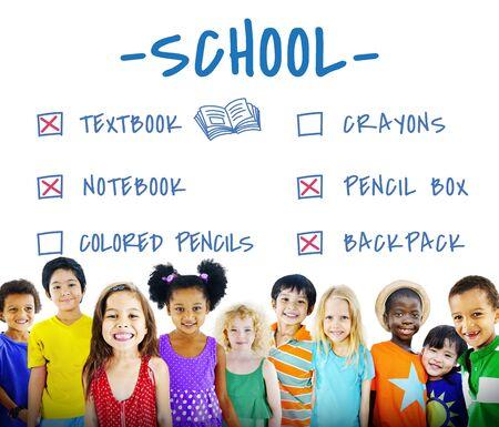 Education Study School Learning Concept Stok Fotoğraf - 66511683
