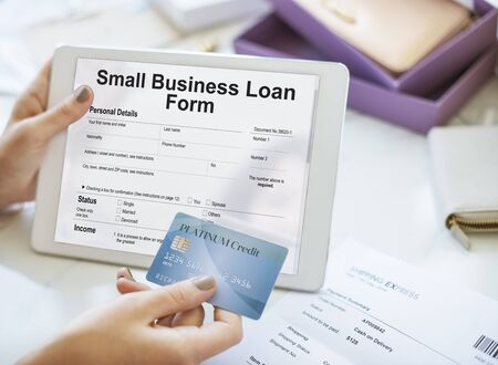 Small business loan form ownership concept stock photo picture and small business loan form ownership concept stock photo 66531785 reheart Choice Image