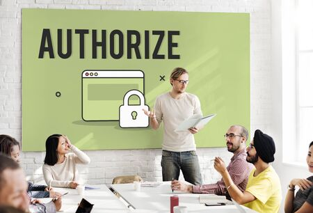 allow: Authorize Protected Verification Privacy Security Concept