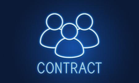 entrepreneurship: Partnership Teamwork Support Alliance Graphic Concept