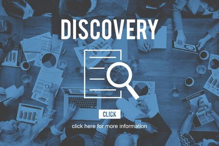 finder: Discovery Results Research Investigation Concept