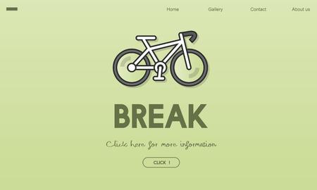 Break concept 版權商用圖片