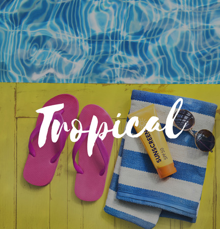 Freedon Summer Fun Relaxation Concept