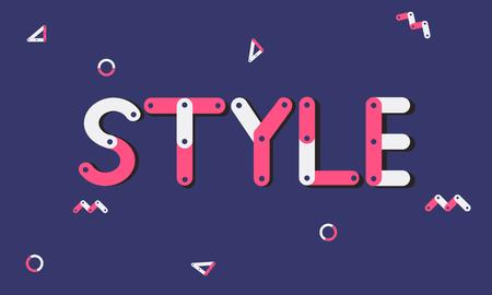 Style concept 스톡 콘텐츠 - 111521503