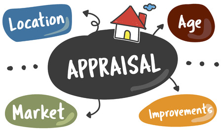 Mortgage Property Residential Appraisal Concept Stock Photo