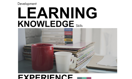 learning new skills: Practice Learning Knowledge Study Concept
