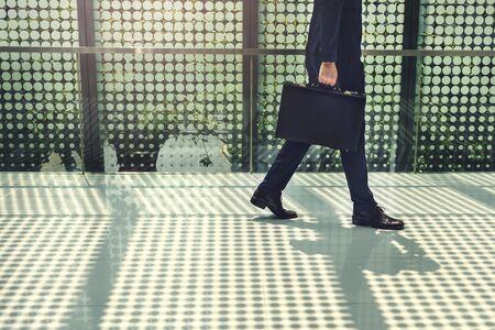 rush: Businessman Worker Rush Hour Concept