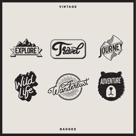 Icon Symbol Badge  Collection Concept