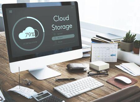storage: Cloud Storage Upload Interface Concept