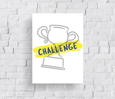 creer: Inspiration Creative Believe Challenge Dreams Concept Foto de archivo