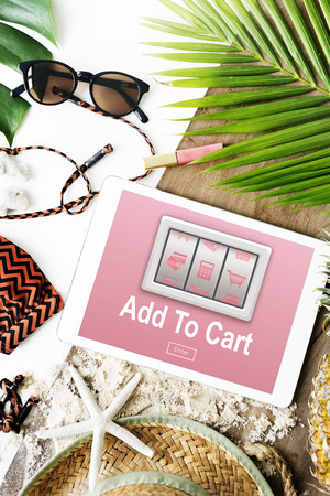 add to cart: Add to Cart Online Shopping Order Store Buy Concept