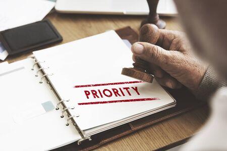 tasks: Priority Importance Tasks Urgency Effectivity Focus Concept