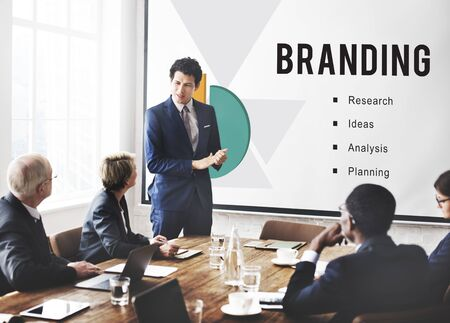 perfomance: Business Perfomance Branding Strategy Concept