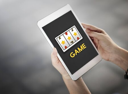 luckiness: Online Casino Luck Concept