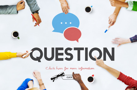 Contactez-nous Concept de support d'information