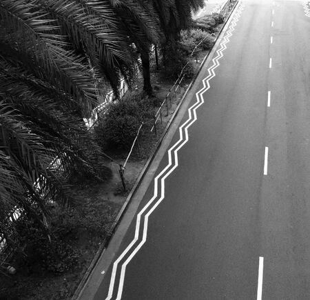 aspiration: Road Direction Achievement Aspiration Change Concept