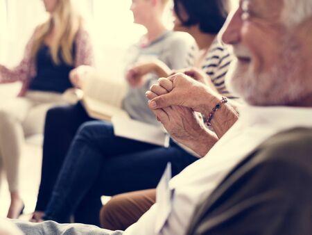meet: Networking Seminar Meet Ups Concept