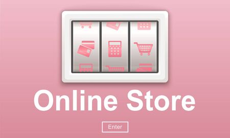 shopping order: Add to Cart Online Shopping Order Store Buy Concept